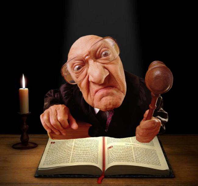 bible-judge